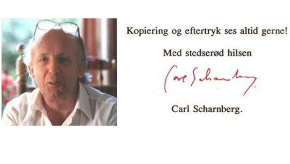 carl scharnberg citater Citater fra Carl Scharnberg | FOA carl scharnberg citater