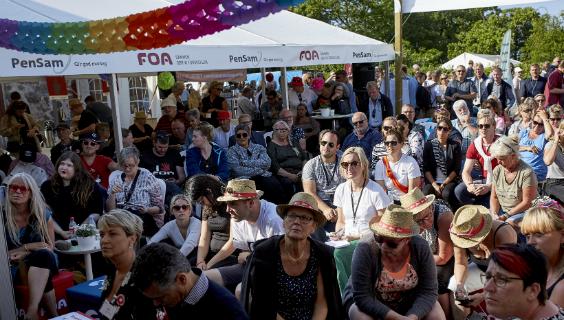 Folkemødet På Bornholm 2019